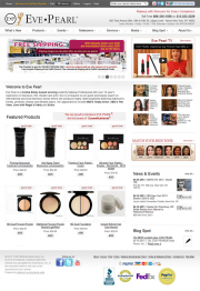 Adrecom�s E-Commerce Suite Helps Eve Pearl Upgrade its Brand
