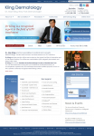 Leading New York Dermatologist Renovates Web Presence with Adrecom�s CMS Suite and Web-Content Migration Services