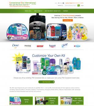 Convenience Kit's International - Configure To Order Product Bundling