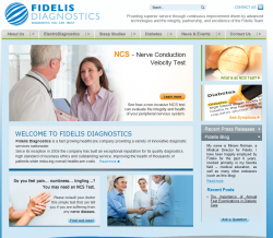 Fidelis Diagnostics uses Adrecom's CMS Suite for web presence management
